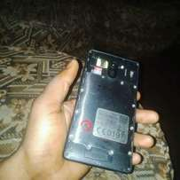 INFINIX hot 4 with bad screen