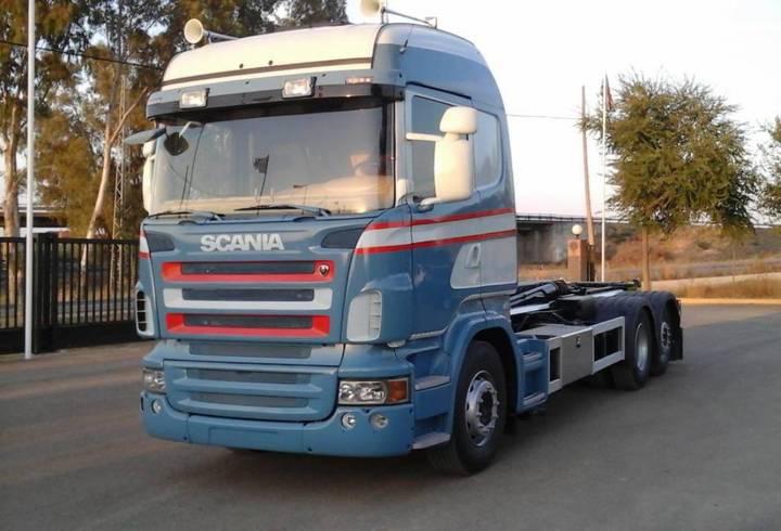 Scania R 440 GANCHO - 2009