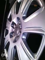 16inch audi rims on special