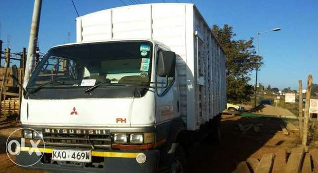 Quick sale! Mitsubishi FH truck KAQ available at 1.7m asking price! Thika - image 2