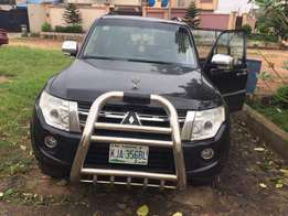 2012 Mitsubishi pajero GLS full option #6.5m.