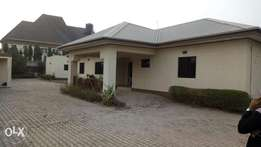 Manson 4 Bedroom Bungalow for letting at Angwa Rimi GRA.
