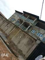 A newly built and decent 2bedroom flat at abiola farm Est. Ayobo Lagos