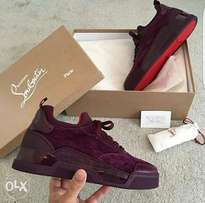 Louboutin snickers