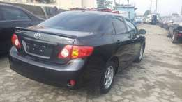 Toyota corolla 2009 model for fast sell