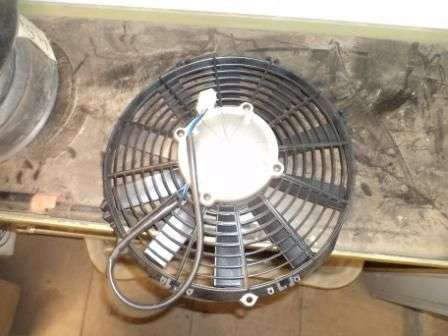 Cooling Fan For Bus