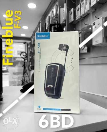 Fineblue f-v3 wireless headset super long standby time 80h#arad #manan
