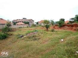 A wonderful plot of (100*100ft) for sale in kyaliwajjala at 110m