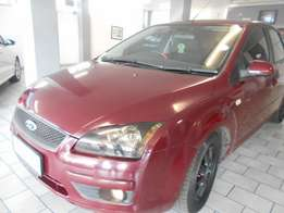 2006 Ford Focus 1.6 Sport For R75000
