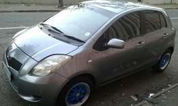 2008 Toyota Yaris 1.3 for sale