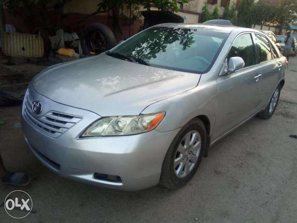 Super Clean Registered Camry 2008 Xle 4plugs First Body
