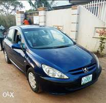 A super clean very sharp 2006 PEUGEOT 307 auto gear for sales