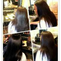 Brazilian hair and Peruvian hair Grade 8A