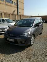 08 Mazda 5 2.0l call Shiraz