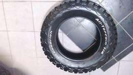 Bf Goodrich ko2 new 265/70/17 at r3199 each 3x available