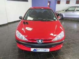 2004 Peugeot 206 1,4 X-Line for only R 49,990