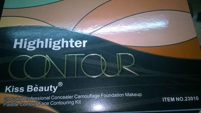 Highlighter contour Pangani - image 2