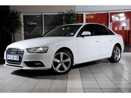 2013 Audi A4 1.8T 88kW S for sale