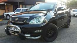 2004 Toyota Harrier 2400cc auto Clean Asking 1.38m