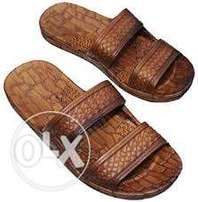 Affordable sandals and slippers