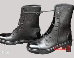 Boots for security guards