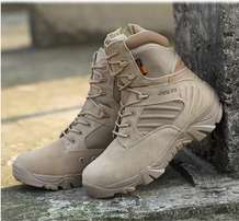 Army boots delta