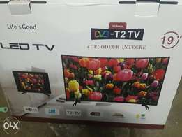 Holiday offer, led tv 19""
