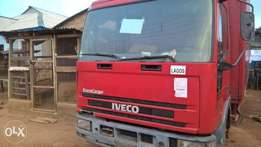 Italy Used Iveco Eurocargo Truck