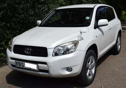 Toyota Rav 4 KBS [Automatic,Cruise Control,Power Window and Mirrors]