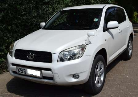 Toyota Rav 4 KBS [Automatic,Cruise Control,Power Window and Mirrors] Karen - image 1
