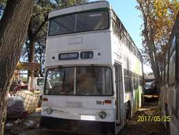 Bus Double Deck Non Runner For Sale