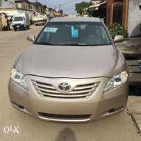 Toyota Camry 2007 model for grabs