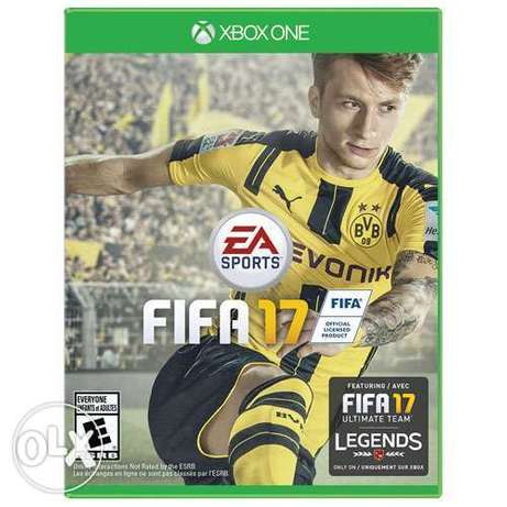 Xbox one Double Bundle. Battlefield 4 and FIFA17 Lagos Mainland - image 2