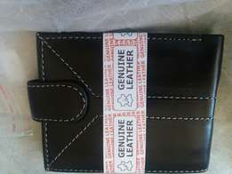 Genuine leather wallets R150. .limited stock