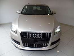 Audi - Q7 3.0 TDi V6 (176 kW) Quattro Tiptronic for sale