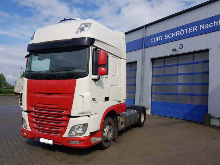 DAF FT XF 460 SSC AUT MX-Brake Prod. 02.2015 - 2015
