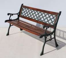 Vintage Garden Patio Bench