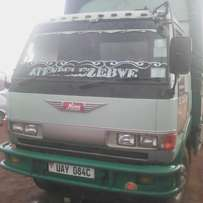 Hino Ranger ...is in good condition...working on Bombo Road.
