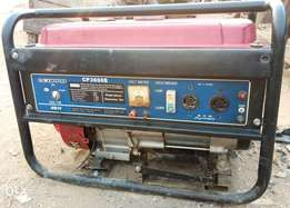 Cappa Generator CP3600E it can carry AC and Fridge.