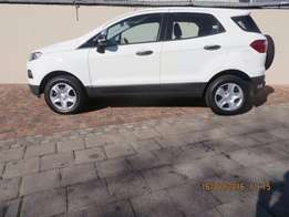 2016 Ford EcoSport 1.5 TiVCT Ambiente,