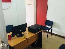 Virtual Office and Co-Sharing work space