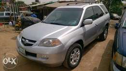 Very Clean Registered Acura MDX 04