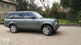 Very Clean Land Rover on a quick sale.