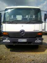 Mercedes Benz Atego Rollback