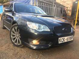 2009 Subaru Legacy B4, B-Spec BL5, Turbo Charged For Sale- 1,590,000/=