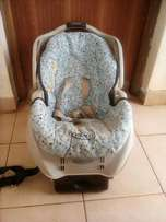 Baby car seat 4500/ negotiable
