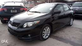 Sports Edition 2010 Toyota Corolla S In A Buy And Drive Condition.