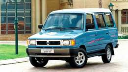 I want to buy a Toyota Venture.