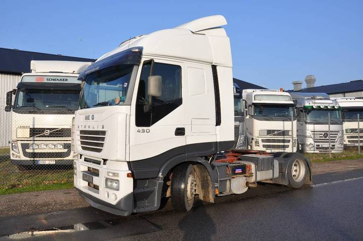 Iveco Stralis As 440 S43 Tp - 2004