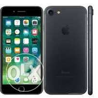 Iphone 7 128GB brand new sealed at shop free glass protector/cover